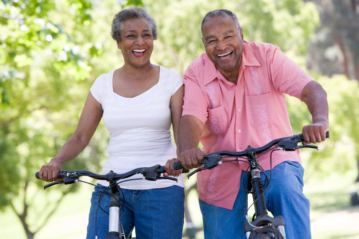 Biking is Great For Your Joints